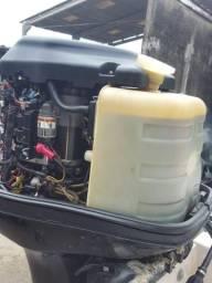 Motor de popa Mercury 75 hp optimax - 2007