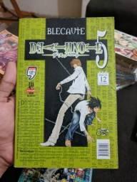 Mangá Death Note Vol 2 5 6 9