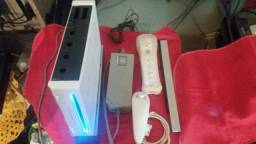 Nintendo Wii Completo + 15 Jogos + 3 Meses de Garantia + Brinde