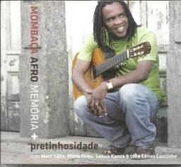 CD Mombaça - Afro memória + Pretinhosidade