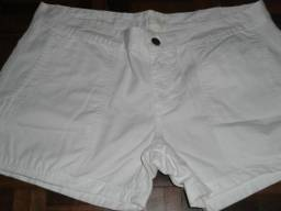 Shorts em Sarja, tamanho 44, da Marca Tactics