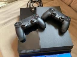 PlayStation 4 Fat - HD 500GB
