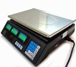 Balança Eletrônica Digital 40 kg Bivolt Alta Precisão