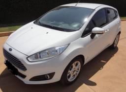 Ford Fiesta Ford New Fiesta Se Plus 1.6 Flex Automático + Couro - 2015