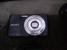 Câmera Fotográfica Sony 14.1 Mega Pixels