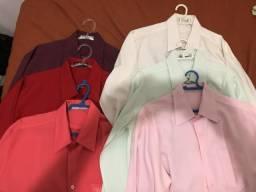 Vendo 14 camisas sociais