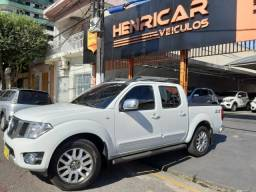 Nissan frontier 2014/2014 2.5 sl 4x4 cd turbo eletronic diesel 4p automático - 2014