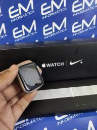 Watch Apple Watch Relogio Series 4 44mm Nike Prata Perfeito Estado