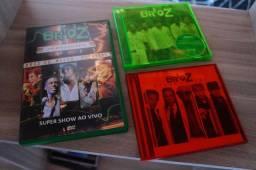 Br'oz (Cds & Dvd)