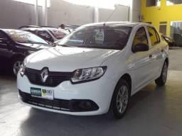 Renault Logan Authentique 1.0 Completo 2019