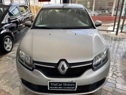 Renault Logan Expression 1.6 Prata