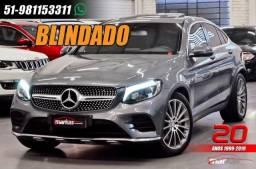 Mercedes GLC 250 2.0 4MATIC 211HP TETO 4X4 NIVEL 3 NA LAF BLINDADOS GARANTIA ATE 2022 4P