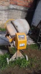 Locação de betoneira. 150 litros. Itapevi.