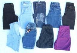 Calças e Shorts Mom Jeans Vintage CGC