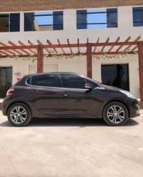 Peugeot 208 Automático e barato