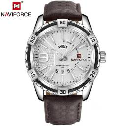 Relógio Masculino Naviforce Original NF9117 a prova d'agua