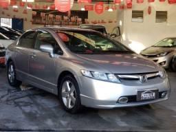 Honda New Civic LXS 1.8 manual 2008 - Excelente estado