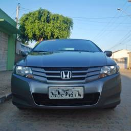 Honda City Sedan Dx 1.5 Flex 16V Mec. - 2011
