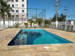 Apartamento em Canoas, no Igara, 2 dormitórios e Pátio, infra com piscina. Cód. 50719