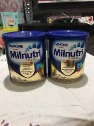 Vendo 10 latas de Milnutri 800g * leia o anuncio