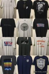 Camisas / Malhas / T shirt / Bermudas / Calças