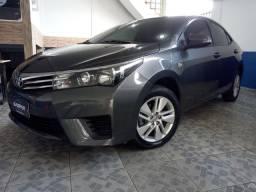 Toyota Corolla GLI 1.8 CVT Automático Impecável