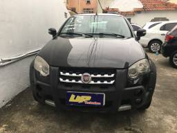 Fiat Palio Weekend Adventure 1.8 com GNV