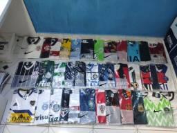Camisas dos clubes europeus brasileiros e seleções
