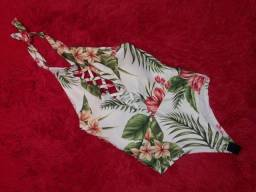 Body Floral Hibisco