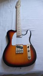 Guitarra Telecaster Tele Strinberg Tc 120s Sb