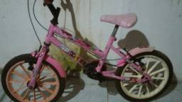 So venda.BICICLETA aro 16.feminina