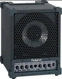 Amplificador Amp Cube Monitor Roland CM 30