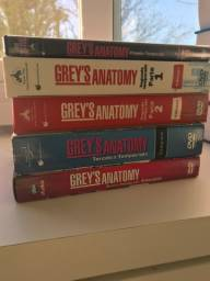 DVD grey?s anatomy