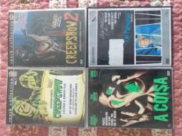 DVDs trash antigos