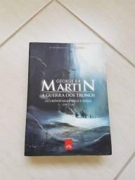 Livro Guerra dos Tronos I