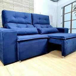 Vendo Lindo sofa Retratil e Reclinável Zeus Direto DA FÁBRICA com descontasso