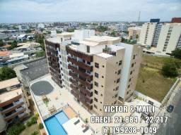 Oportunidade * Cobertura 4/4 - Vilas do Atlântico / Lauro de Freitas - Villa Del Mar