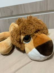 Pelúcia Leão/Dog/Lobo