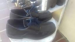 Vendo sapato infantil social