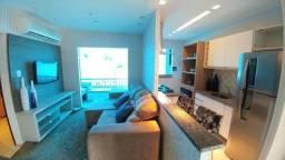 56||Apartamentos de 57 m² com varanda gourmet,no Araçagy