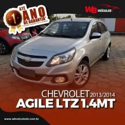 Chevrolet Agile Ltz 1.4Mt Econoflex