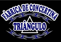 Industria de cerca concertina , os melhores aços , a melhor concertina do mercado