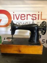 Cabeçote de Maquina de Costura com base original - Entrego