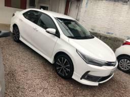 Toyota Corolla XRS 2.0 flex top de linha único dono
