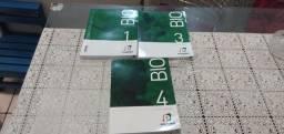 Livro Bio editora Poliedro