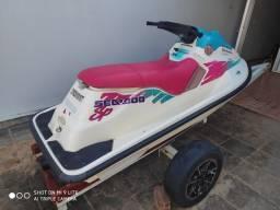 Jetski Seadoo 580