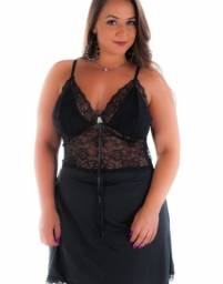 Camisola sexy plus size T 48