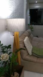 Luminária 4 pés