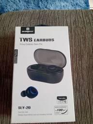 Fone de ouvido TWS earbuds