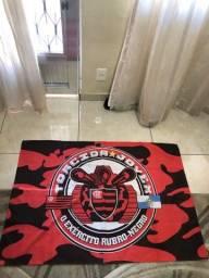 Bandeira Torcida Jovem Flamengo